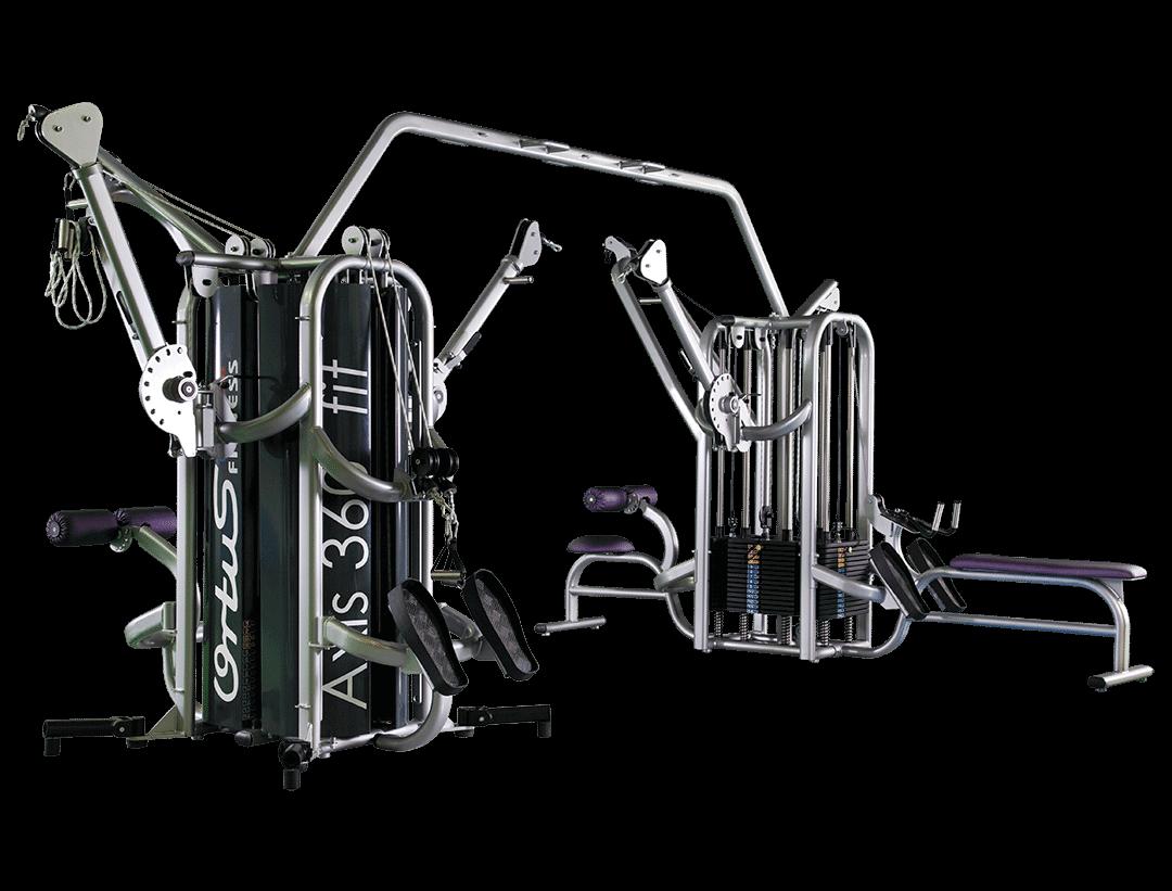 Máquina para Entrenamiento Funcional Axis 360 fit AF21