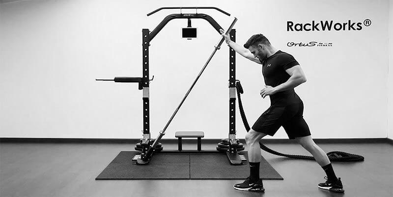 Rackworks® transformación del fitness